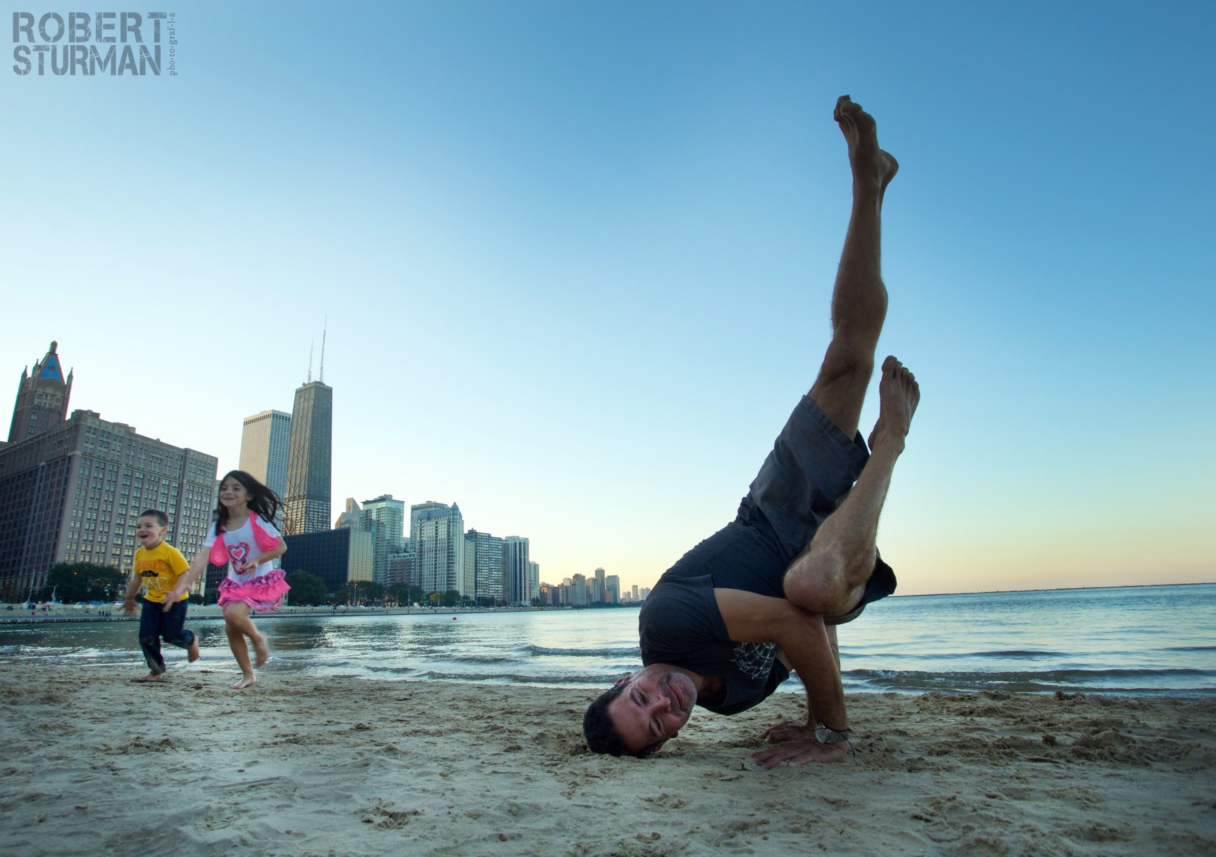 Bernie Yoga http://bernieyogachicago.com