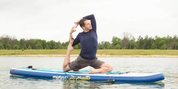 SUP Yoga Slider 8