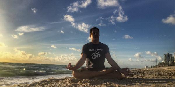 Meditation http://bernieyogachicago.com